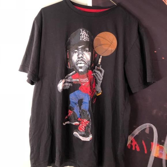 new style 1309f 78aa4 Lebron James Nike T-shirt